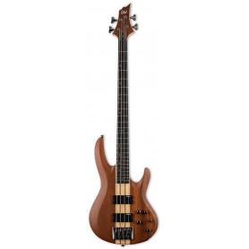 LTD B-4E Mahogany (Natural Satin) Бас-гитара (B4E MNS) фото