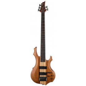 LTD F-5E (Natural Satin) Бас-гитара (F5E MNS) фото