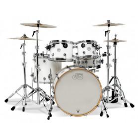 DW Design Series 5-Piece Shell Pack (Gloss White) Ударная