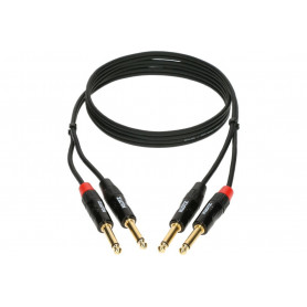 KLOTZ KT-JJ300 MINILINK PRO STEREO TWIN CABLE 3 M Кабель
