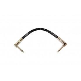 FENDER CUSTOM SHOP 6' BLACK TWEED CABLE Кабель инструментальный
