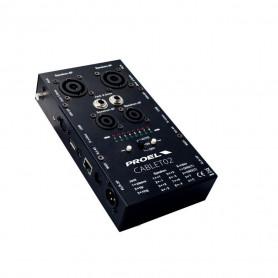 Тестер для кабелей Proel CABLET02