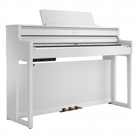 Цифровое пианино Roland HP704-WH SET