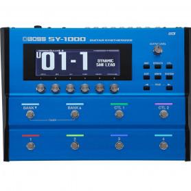 Гитарный синтезатор Boss SY-1000