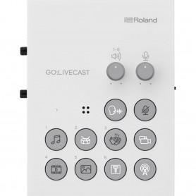 Портативная студия для смартфонов Roland GO:LIVECAST