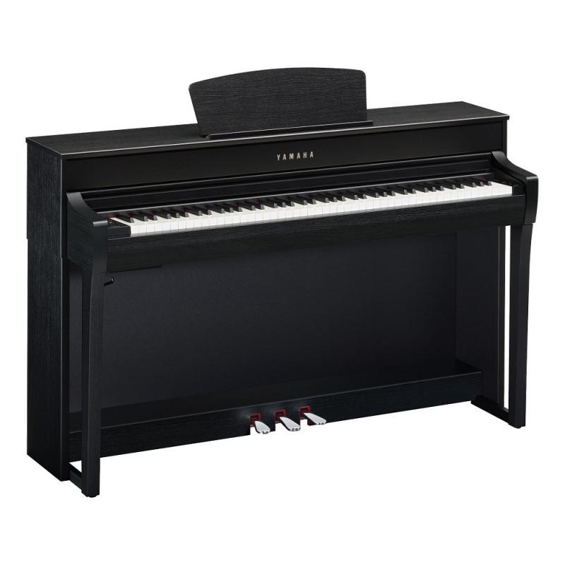 YAMAHA Clavinova CLP-735 (Black) Цифровое пианино (CLP735B)