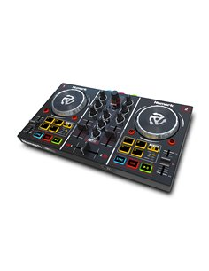 NUMARK PARTY MIX DJ контроллер со встроенным световым шоу
