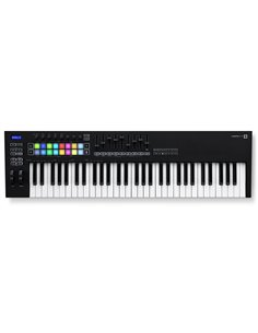 NOVATION Launchkey 61 MK3 MIDI клавиатура