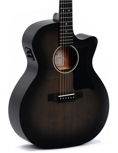 Акустична гітара Sigma GMC-STE-BKB+