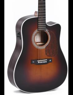 Акустична гітара Sigma DTC-1E-SB