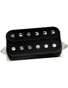 DiMARZIO FORTITUDE BRIDGE F-Spaced Black звукосниматель для