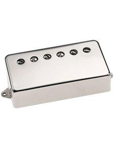 DiMARZIO FORTITUDE BRIDGE Nickel Cover звукосниматель для электрогитары (DP290N)