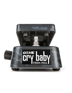DUNLOP DIMEBAG CRY BABY FROM HELL WAH Педаль wah-wah (DB01B)
