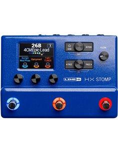 LINE6 HX Stomp Limited Edition Blue гитарный процессор эффектов
