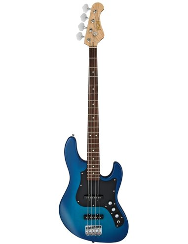 FUJIGEN BMJ-G MIGHTY JAZZ BOUNDARY SERIES (Transparent Blue Sunburst) Бас-гитара (BMJ-G/TBS)