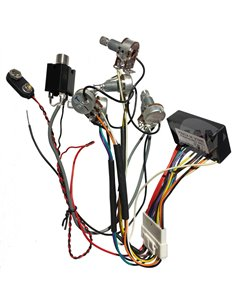 PAXPHIL 9040 3-BAND ACTIVE EQ Преамп / Эквалайзер фото