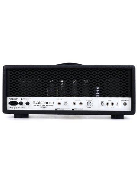SOLDANO SLO-100 Classic Ламповый гитарный усилитель (SLO100)
