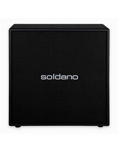 SOLDANO 4x12 Straight Classic (SLO 412CAB) Кабинет гитарный фото