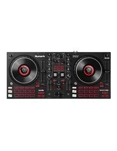 NUMARK MIXTRACK PLATINUM FX 4-дековый DJ контроллер фото
