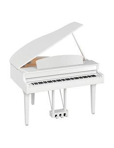 YAMAHA Clavinova CLP-795GP (Polished White) Цифровой рояль