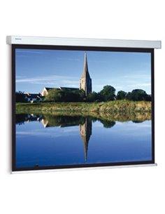 Екран Compact electrol 141x220 cm. Matte White