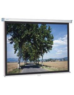Екран SlimScreen 183x240 cm. Matte White S