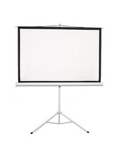 Екран Tripod Screen 180×180cm Matte White