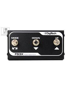 DIGITECH FS3X Футсвіч для процесорів ефектів