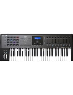 MIDI-клавиатура Arturia KeyLab 49 MkII Черный