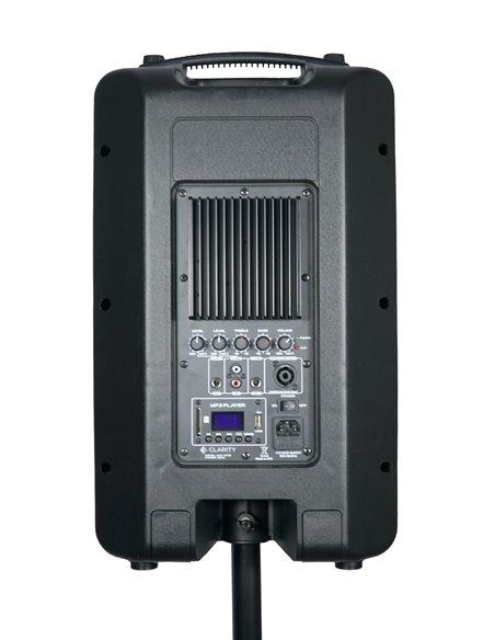 Двосмугова активна акустична система Clarity MAX10HD
