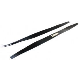 SABIAN 61002 Leather Cymbal Staps Ремни для оркестровых тарелок фото