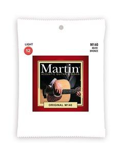 MARTIN Originals Acoustic 80/20 Bronze Light (12-54) Струни для акустичної гітари (41Y19M140)
