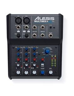 ALESIS MULTIMIX 4 USB FX (Pro Tools) Мікшерний пульт (MM4USBFXPTOOLS)