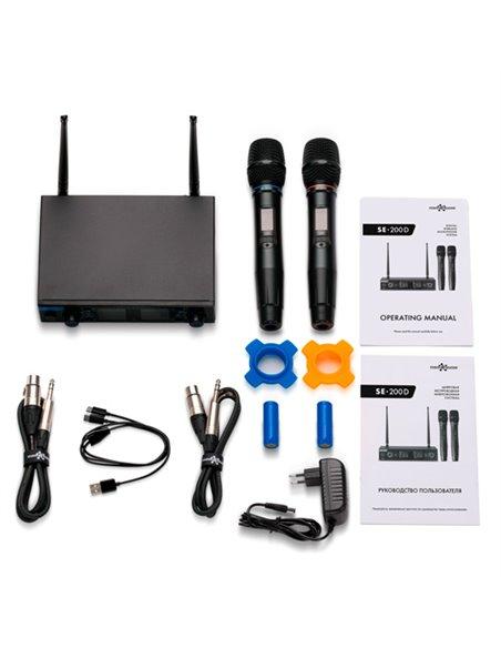 Цифровые микрофоны SE • 200D