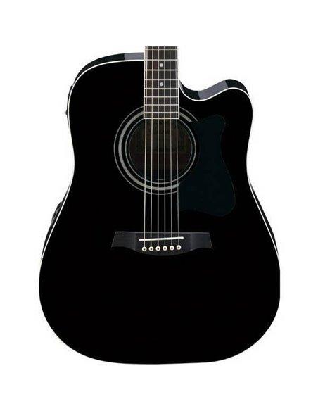 Электроакустическая гитара Ibanez V72ECE (BK)