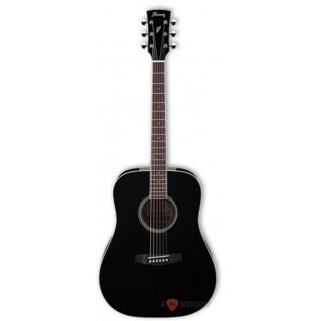 IBANEZ PF15 BK Акустическая гитара фото