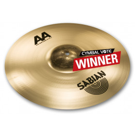 "SABIAN 16\"" AA Raw Bell Crash Тарелка фото"