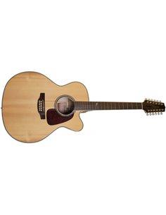 12-струнная акустическая гитара Takamine GJ72CE-12 (NAT)