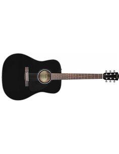 Акустическая гитара Fender CD-60 V3 WN Black