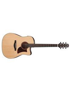 Электроакустическая гитара Ibanez AAD300CE LGS