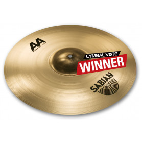 "SABIAN 18\"" AA Raw Bell Crash Тарелка фото"