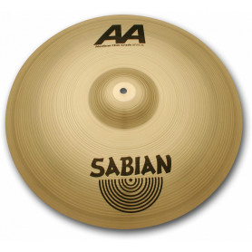 "SABIAN 18\"" AA MEDIUM THIN CRASH (Brilliant) Тарелка фото"