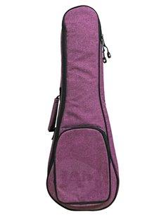 FZONE CUB7 Concert Ukulele Bag (Purple) Чохол для укулеле