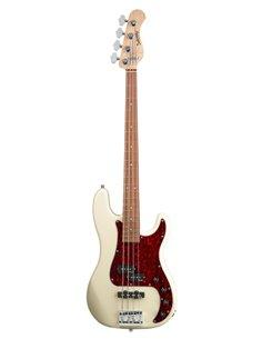 Sadowsky MetroLine 21-Fret Hybrid P/J Bass, Alder, 4-String (Solid Olympic White High Polish) Бас-гітара (SML21HP4 28 ALD FR)