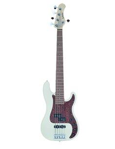Sadowsky MetroLine 21-Fret Hybrid P/J Bass, Alder, 5-String (Solid Olympic White High Polish) Бас-гітара (SML21HP5 28 ALD FR)