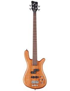WARWICK Teambuilt Pro Series Streamer LX, 4-String (Natural Transparent Satin) Бас-гітара (GPS1214 90AA CHY FR)
