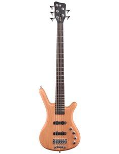 RockBass Corvette Basic, 5-String - (Honey Violin Transparent Satin) Бас-гітара (1505080500CAALDAWW)