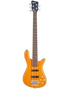 RockBass Streamer LX, 5-String (Honey Violin) Бас-гітара (1515780500CACARAWW)