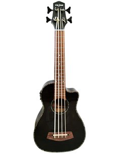 FZONE FZUB-10SBK Bass Укулеле
