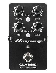 AMPEG Classic Analog Bass Preamp преамп педаль для бас-гітари (CLASSIC)